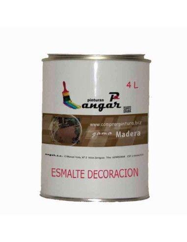ESMALTE MADERA decoración (Colores...