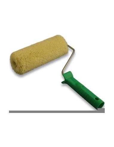 comprar rodillo felpón verde para pintar