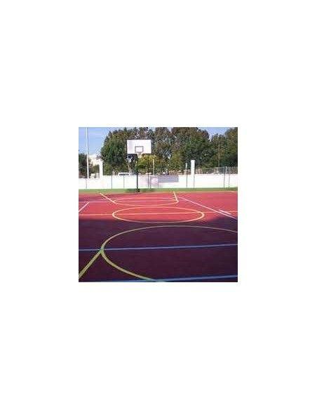 Comprar pintura Acrílica para pistas deportivas al agua ANGAR