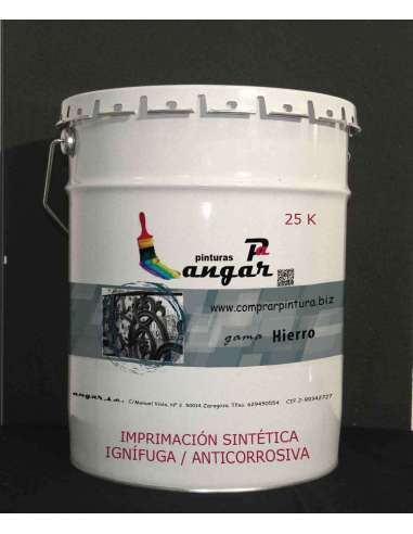 Priming Fireproof Bs1do (Corrosion)