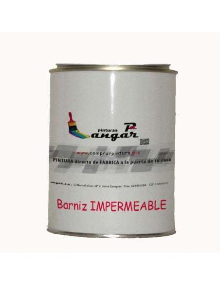 Comprar barniz Impermeable Acrílico al disolvente para Exteriores ANGAR