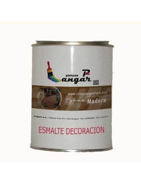 comprar pintura para madera Esmalte Sintético Decoración COLORES