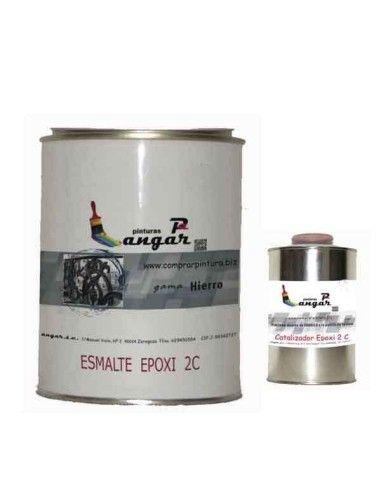 Esmalte  EPOXI 2 Componentes
