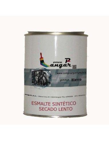 Comprar pintura para hierro MATE Esmalte Sintético ANGAR