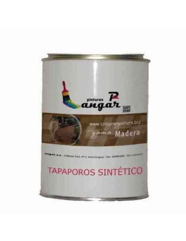 comprar imprimación o tapaporos Barniz Sintético Satinado lijable para madera interior