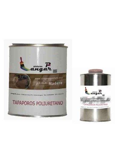 comprar Imprimación o tapaporos para madera Acrílico Poliuretano 2 comp