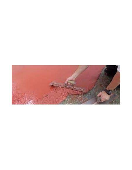 Comprar pintura para  suelos Acabado Epoxi  ALTO ESPESOR (Multicapa Antideslizante)