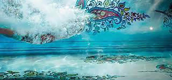 Where to buy paint to make drawings and murals in a pool or a fountain? DECORATE POOLS