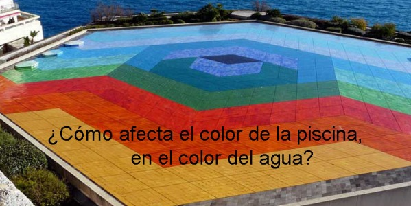 TIPS FOR CHOOSING THE COLOR IN WHICH TO PAINT THE GLASS OF YOUR POOL